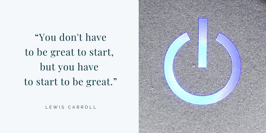 Como superar el miedo al fracaso al empezar un proyecto